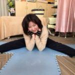 本日の開脚成功者♡♡